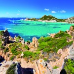 Exciting view of Spargi Island - Sardinia