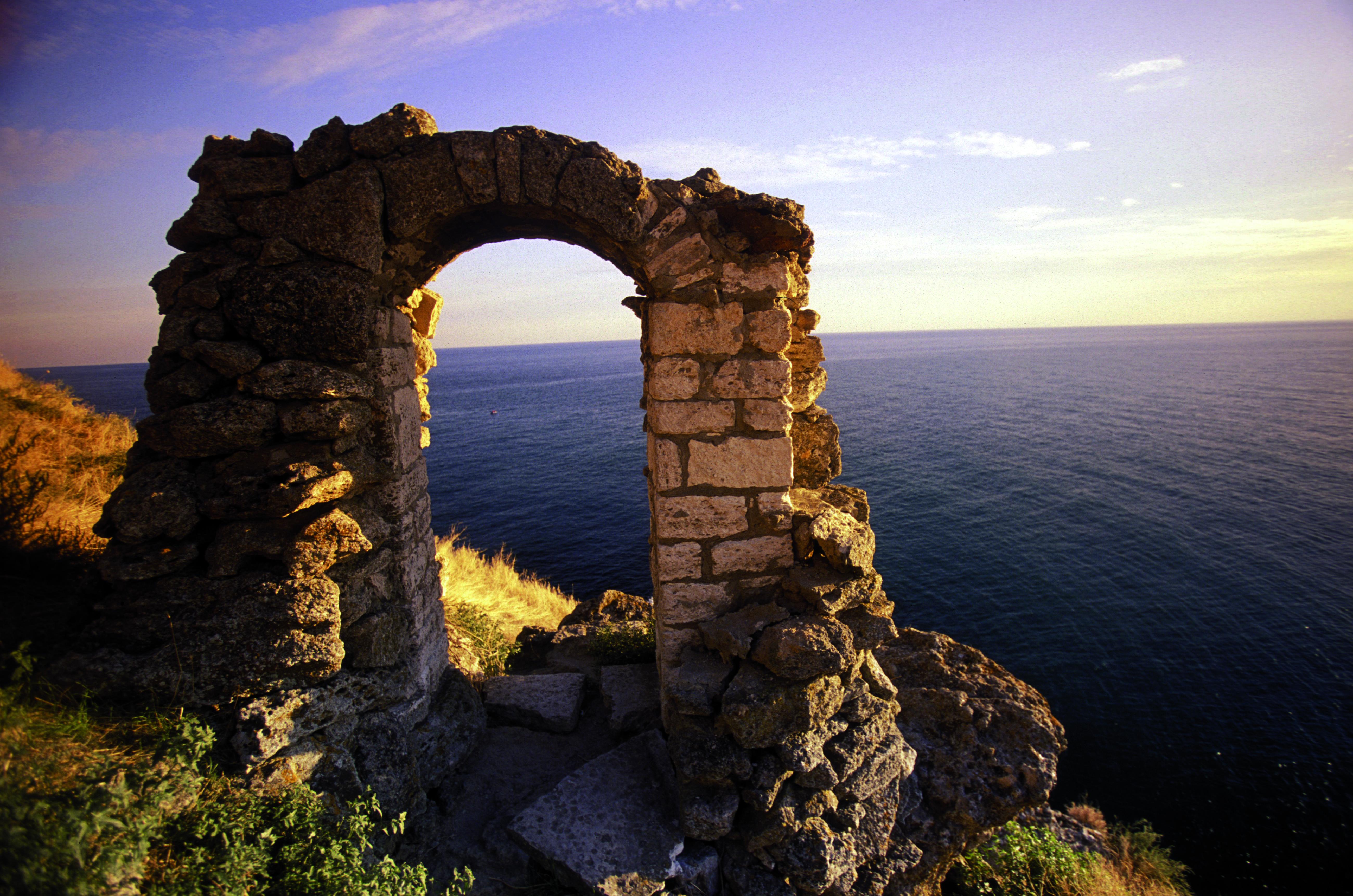 Schwarzes Meer, Landschaft, Natur,
