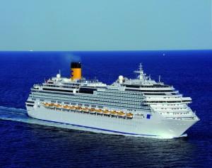 «CROISIERE EN MEDITERRANEE» à bord du Costa Fascinosa