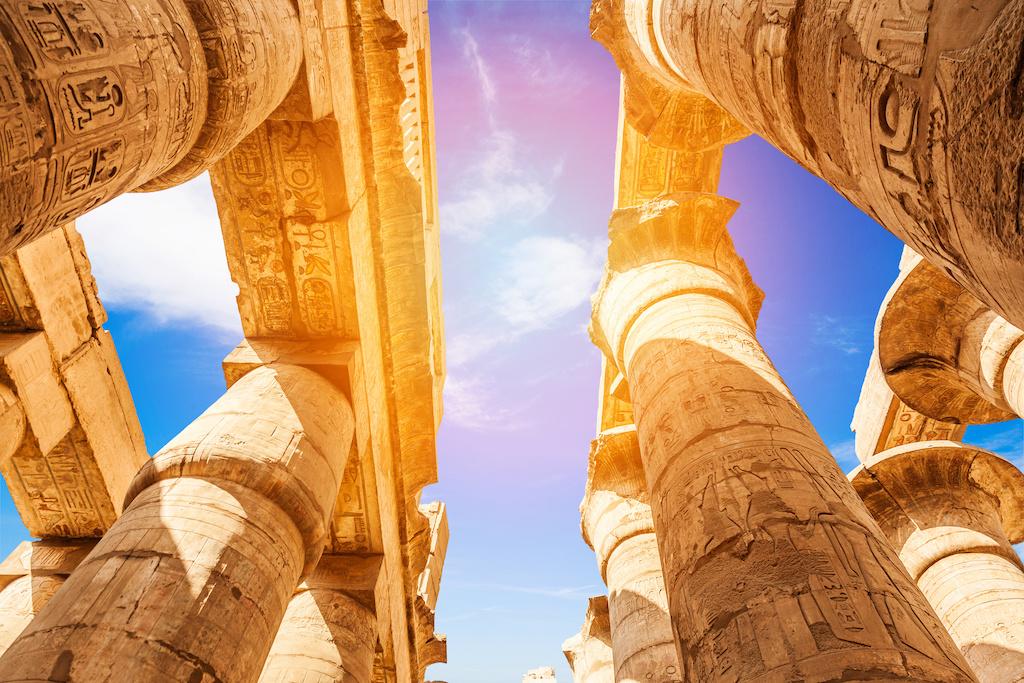 ÉGYPTE • CIRCUIT «AU CŒUR DE L'ÉGYPTE», BATEAU 5* NL – 1