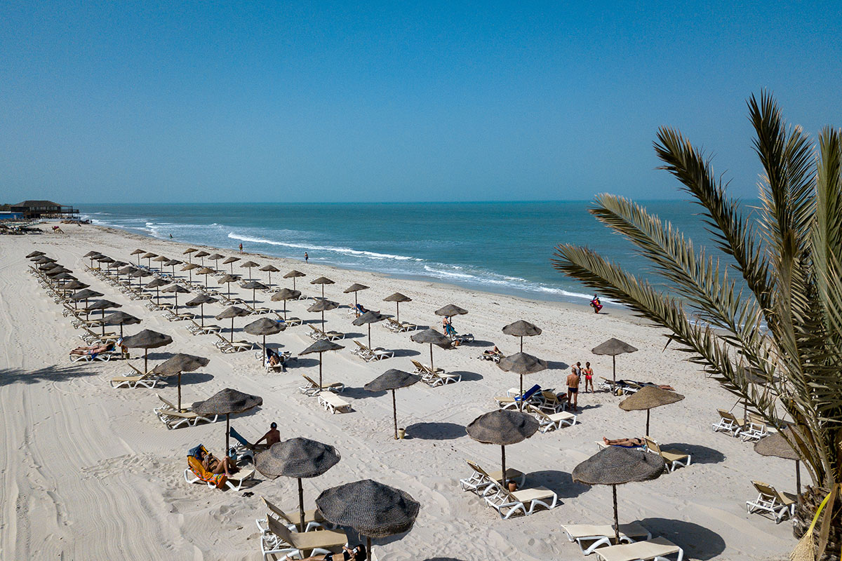TUNISIE • CLUB MARMARA PALM BEACH DJERBA 4*NL